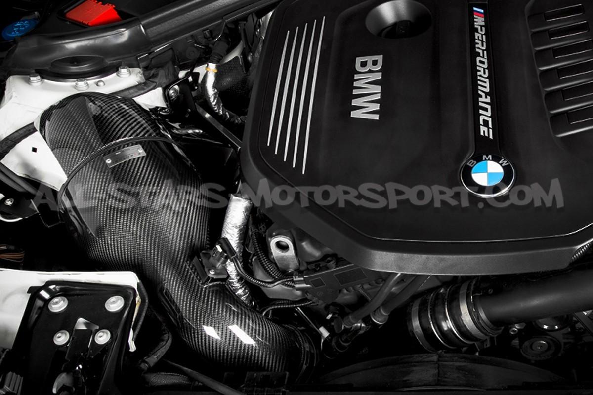BMW 140i / 240i F2x Eventuri Carbon Fiber Intake System