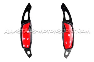 Alpha aluminium paddle shift extensions for Golf 7 GTI / R