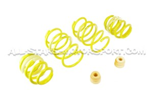 Kit ressorts courts VW Racing pour Golf 7 R
