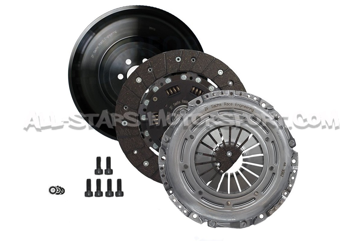 Sachs Performance 530+Nm Clutch Kit with Flywheel Audi RS4 B7