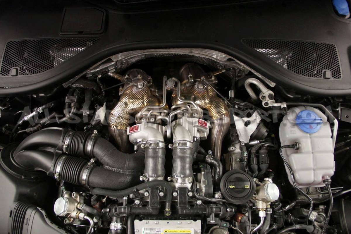 Tte800 Turbos For Audi Rs6 C7 Rs7 C7 4 0 Tfsi