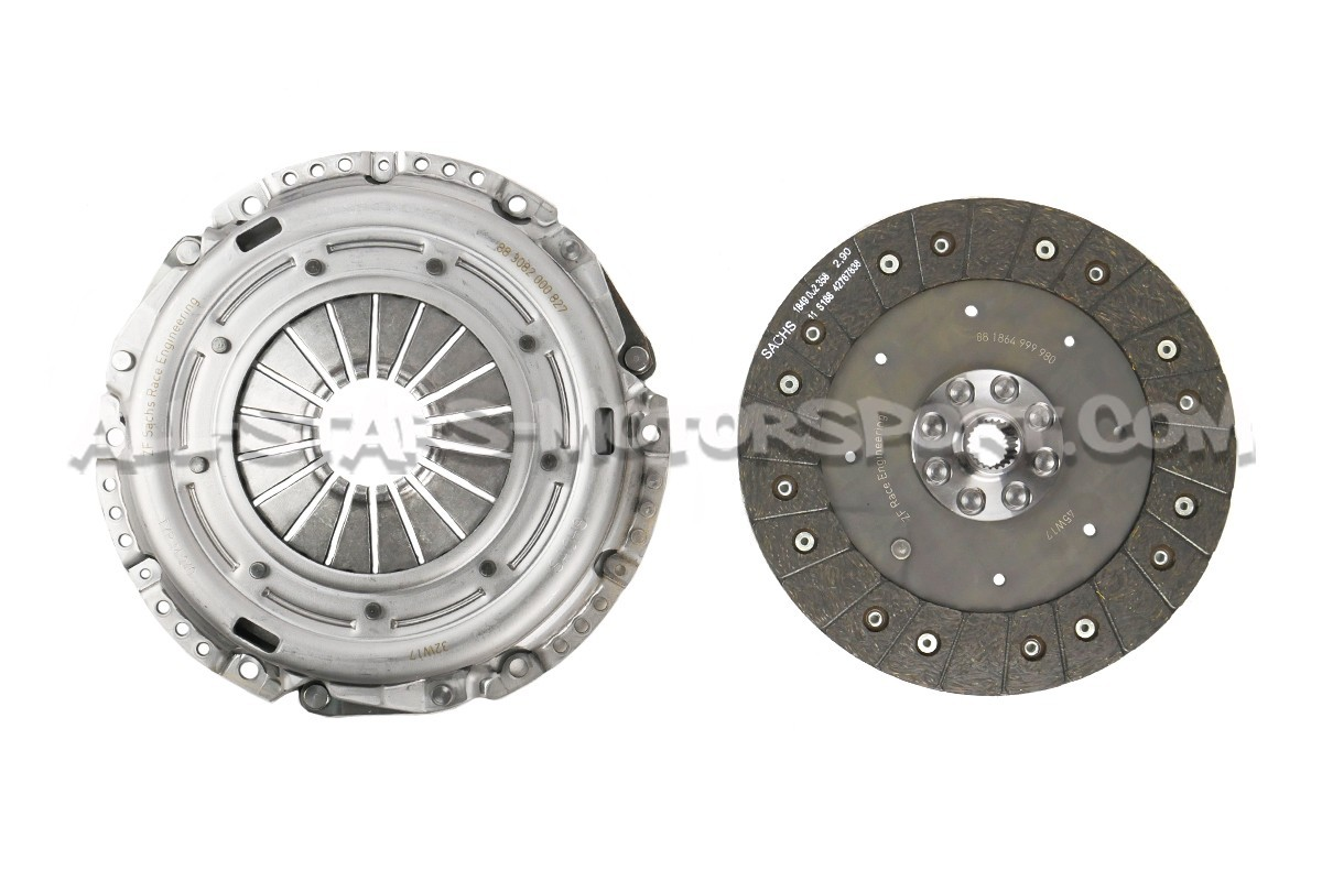 Sachs Performance Clutch Kit 520+ Nm for Golf 4 GTI 180