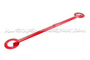 Audi S3 / RS3 8P Alpha Competition red front strut brace