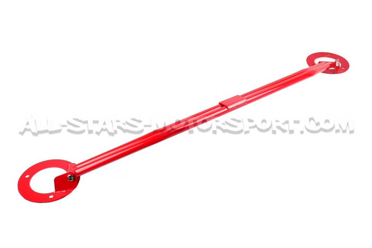 Barre anti rapprochement avant rouge Alpha Competition Audi S3 / RS3 8P