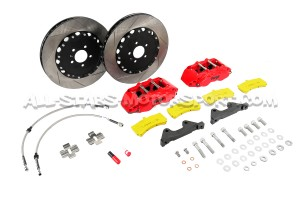 Kit de freno delantero 356mm Forge para Audi S1