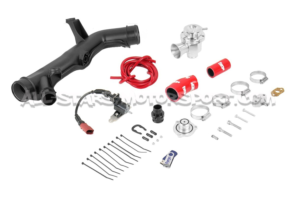 2.0 TFSI K03 Forge High Flow Blow Off Valve Kit
