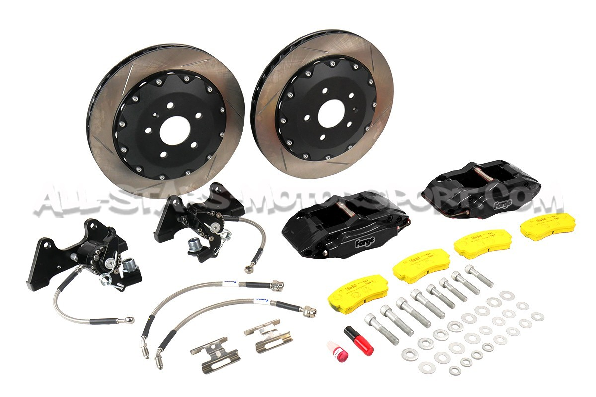 Forge Motorsport Rear Brake Kit for BMW M3 E9X