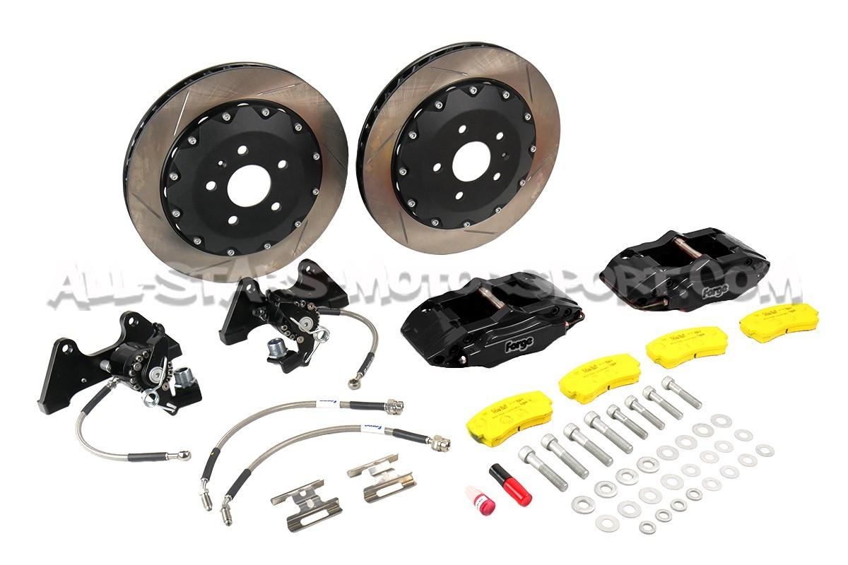 Kit gros frein arriere Forge pour BMW M3 E9X