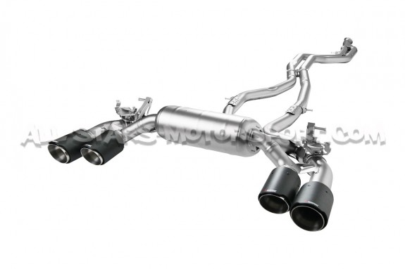 BMW M2 Akrapovic Evolution Line Exhaust