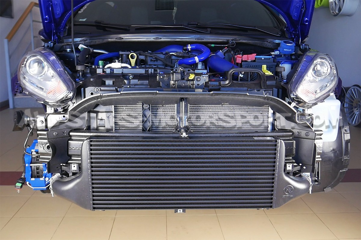 Fiesta St 180 Wagner Tuning Intercooler Kit