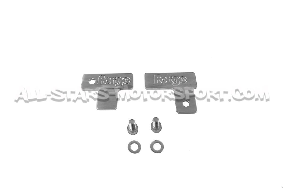 Pinzas de sujeción Forge para sensor de vació y presión para Megane 2 RS