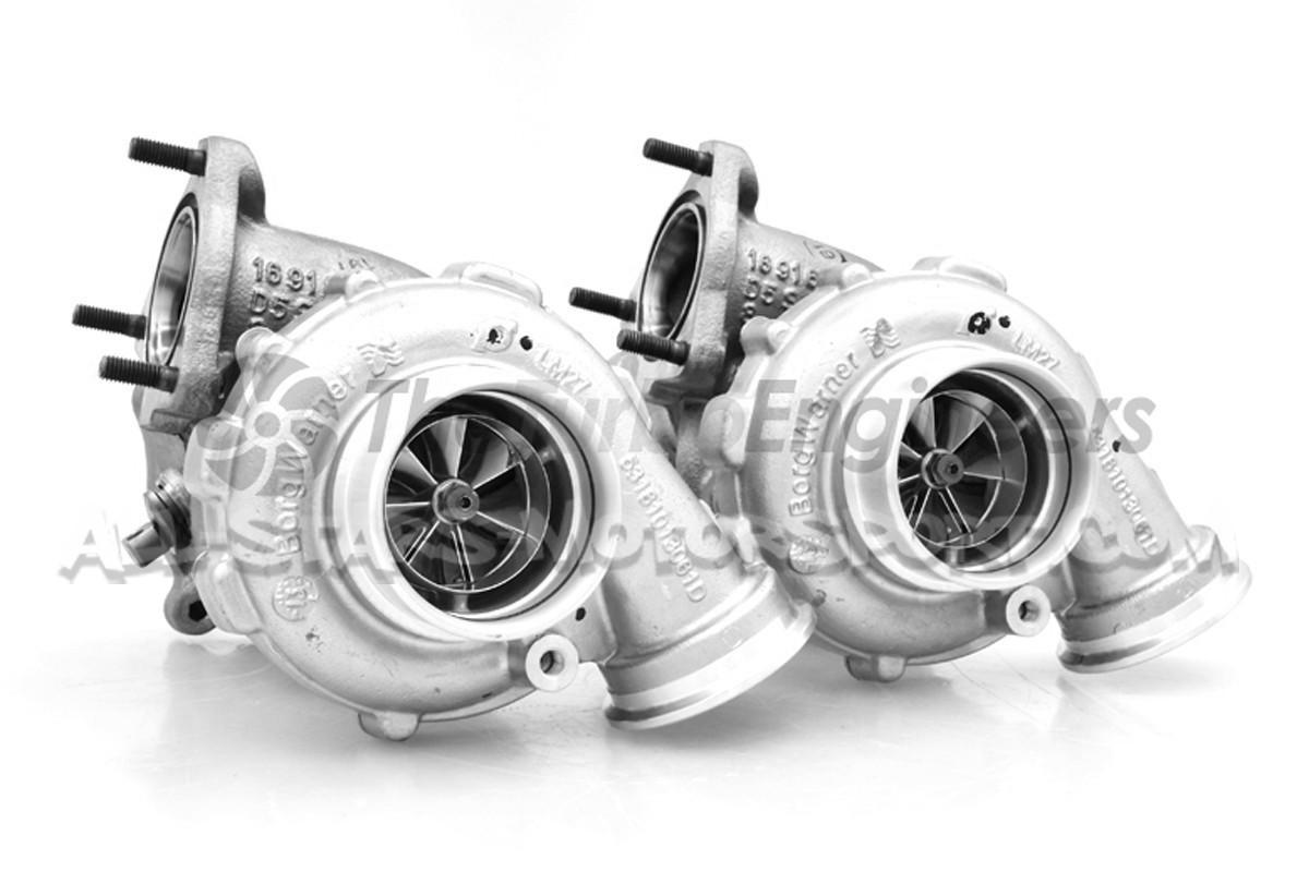 Turbos TTE850 para Audi S4 B5 / Audi RS4 B5