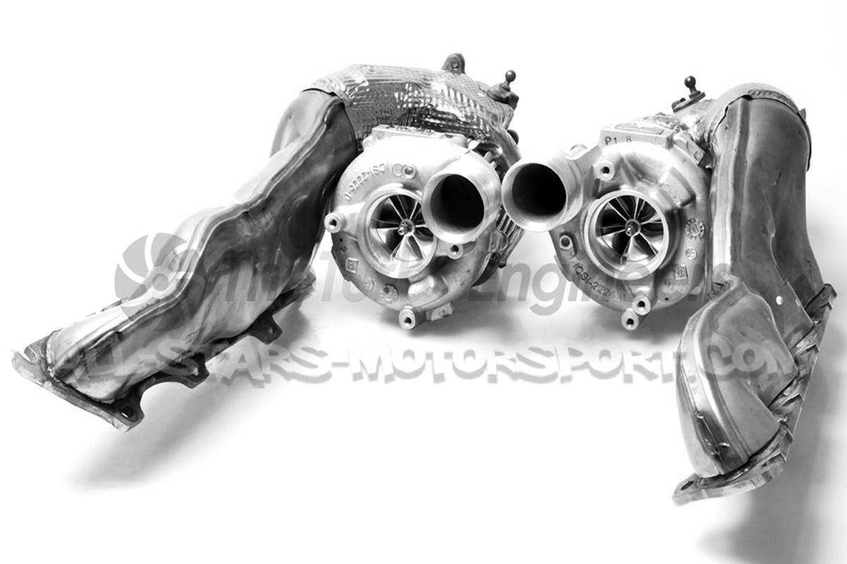 Turbos TTE1000+ para Audi RS6 C6 5.0 TFSI