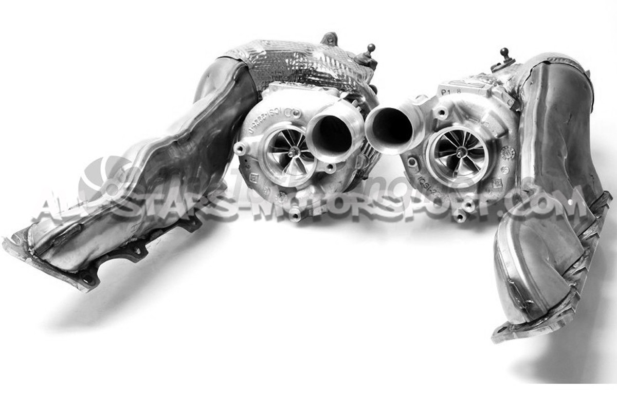 TTE800 Turbos for Audi RS6 C7 / RS7 C7 4.0 TFSI