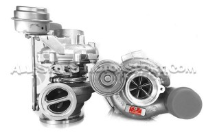 TTE850M Turbos for BMW M5 F10
