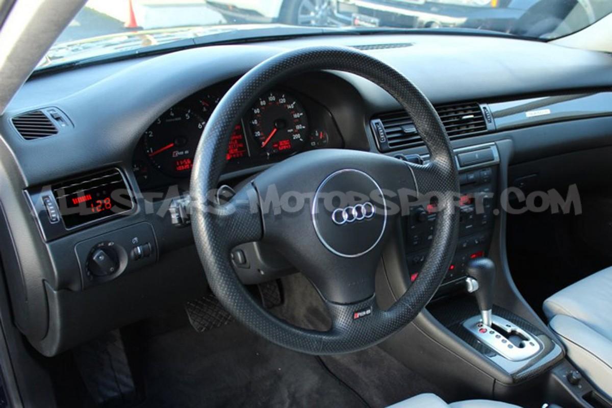 Manomètre multi digital P3 Gauges pour Audi RS6 C5