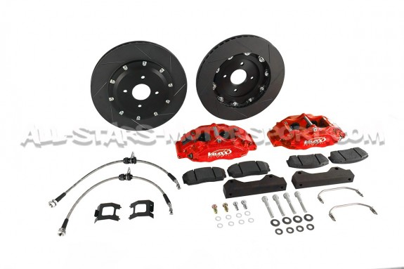 Vmaxx 330mm front brake kit for Clio 4 RS