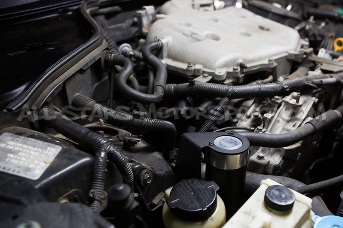 Nissan 350Z Mishimoto Baffled Oil Catch Can