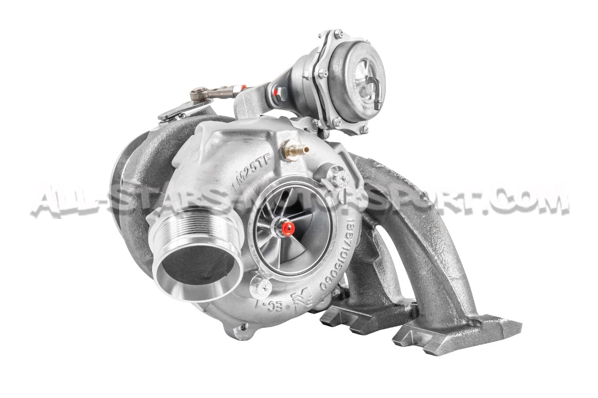 Turbo TTE625 para Audi RS3 / Audi TTRS