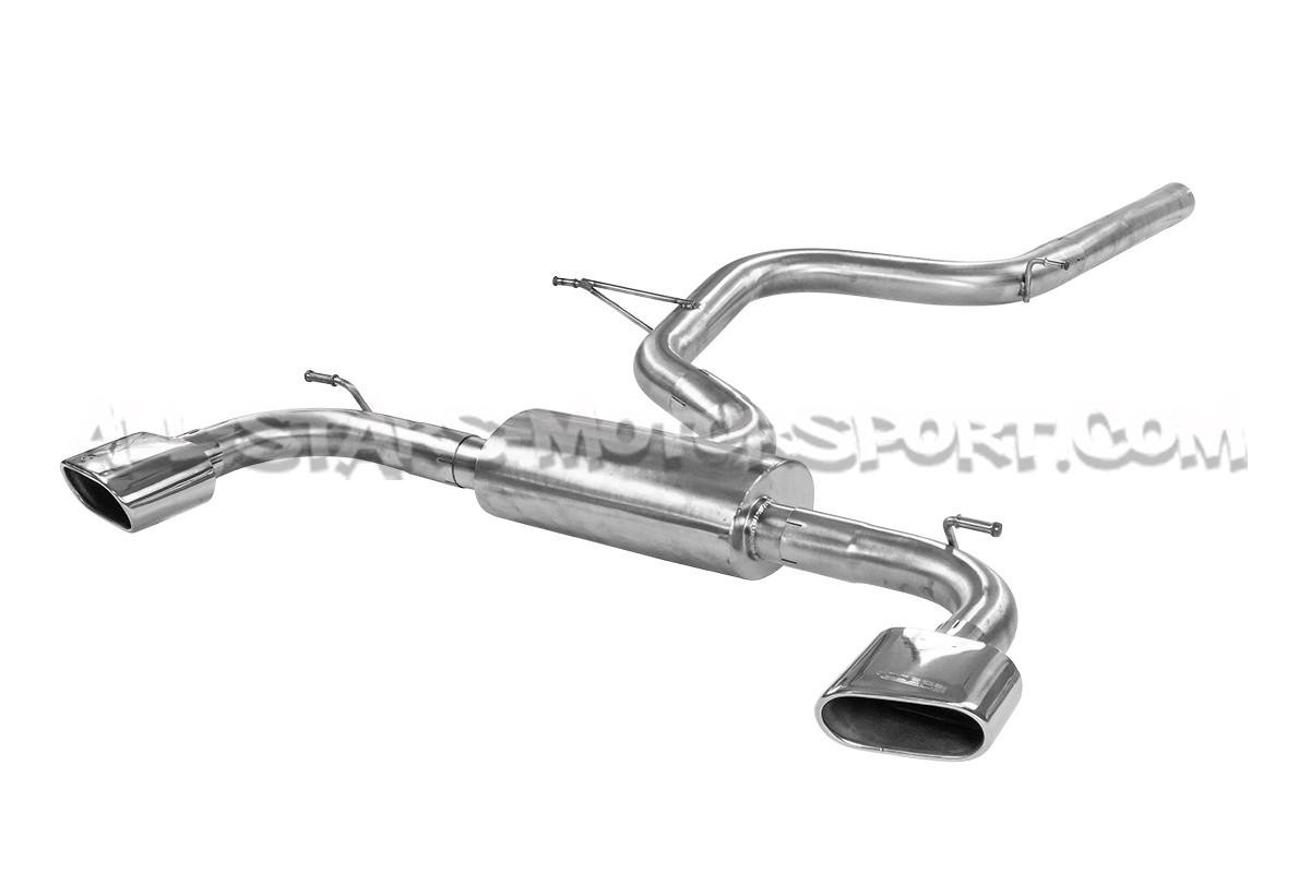 Catback Cobra Sport pour Leon 3 Cupra 5F