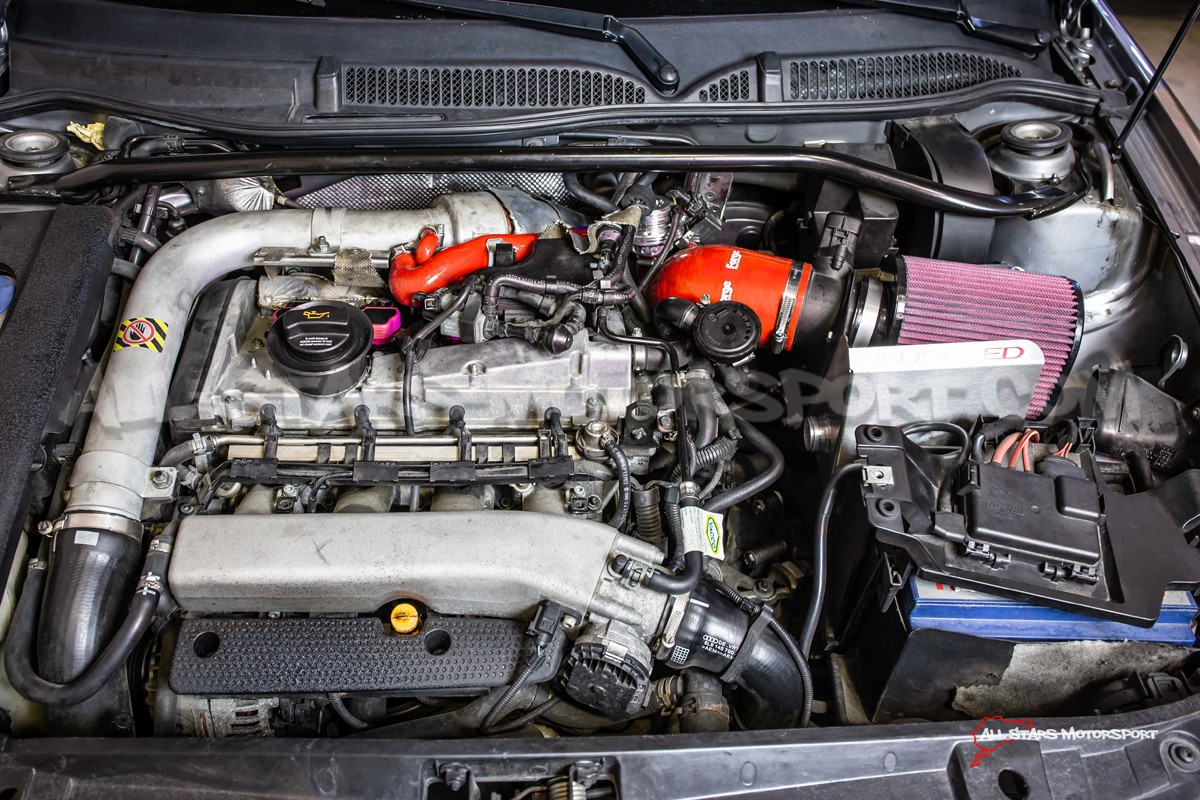 Audi S3 8L / Audi TT 225 / Leon Cupra 1.8T Forge Inlet Hose