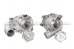 Turbos TTE600 para Audi S4 B5 y Audi RS4 B5