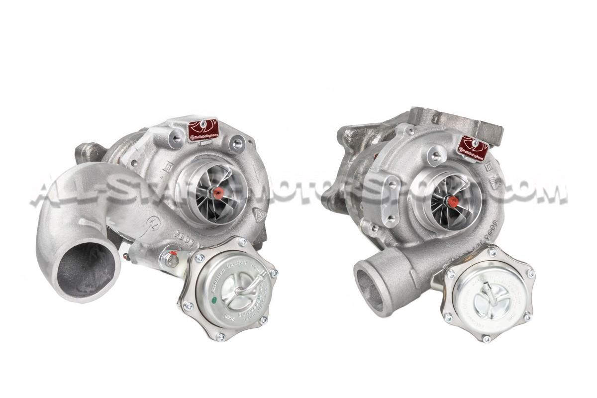 Turbos TTE600 pour Audi S4 B5 et Audi RS4 B5