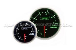 Manometre de pression d'essence Prosport 52mm