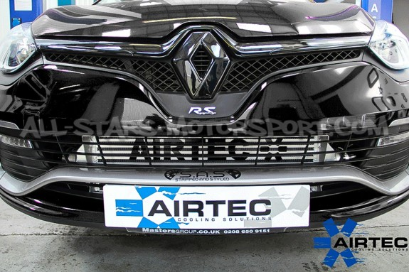 Airtec Front Mount Intercooler For Clio 4 Rs