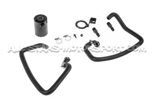 Mustang 2.3 EcoBoost Mishimoto Baffled Oil Catch Can