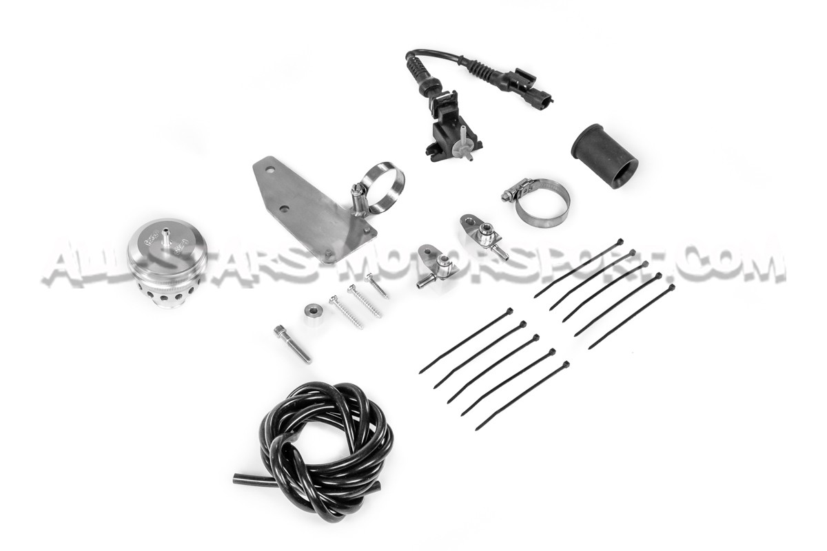 Fiat 500 / 595 Abarth Forge blow off valve kit