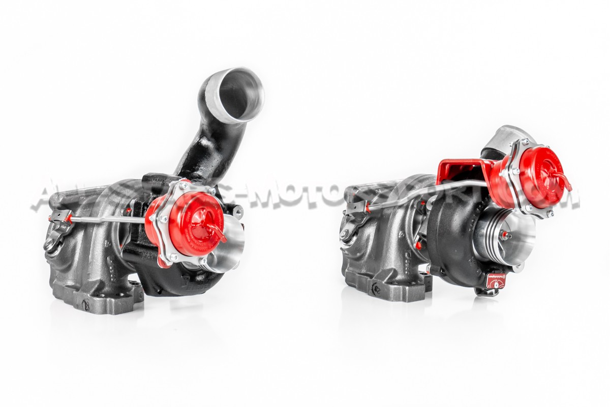 TTE780 Turbos for Audi S4 B5 / Audi RS4 B5