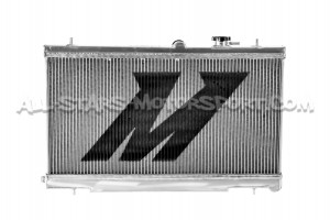 Radiateur Mishimoto pour Subaru Impreza WRX STI 01-07