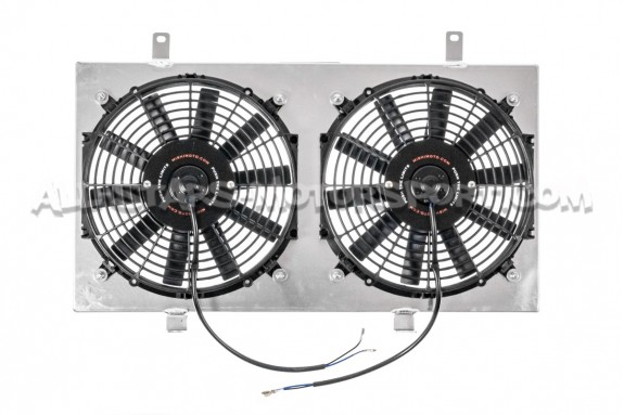 200SX S13 Mishimoto Performance Fan Kit