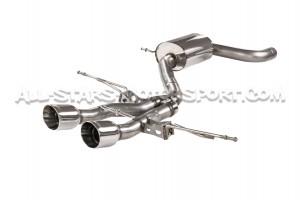 Catback Scorpion dual pour Seat Leon 2 Cupra 1P
