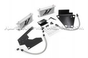 Lancer Evolution 10 Mishimoto Oil Cooler Kit