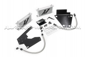Lancer Evolution 10 Mishimoto Oil Cooler Kit