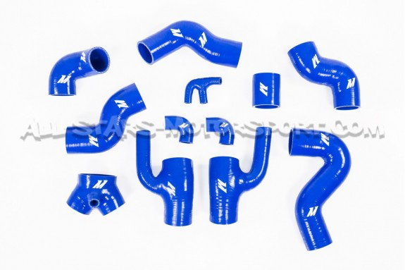 Audi S4 B5 Mishimoto Turbo Hose Kit