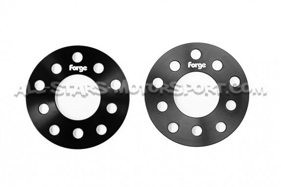 Separadores Forge Motorsport para Volkswagen 5x100 / 5x112 de 3 a 20mm