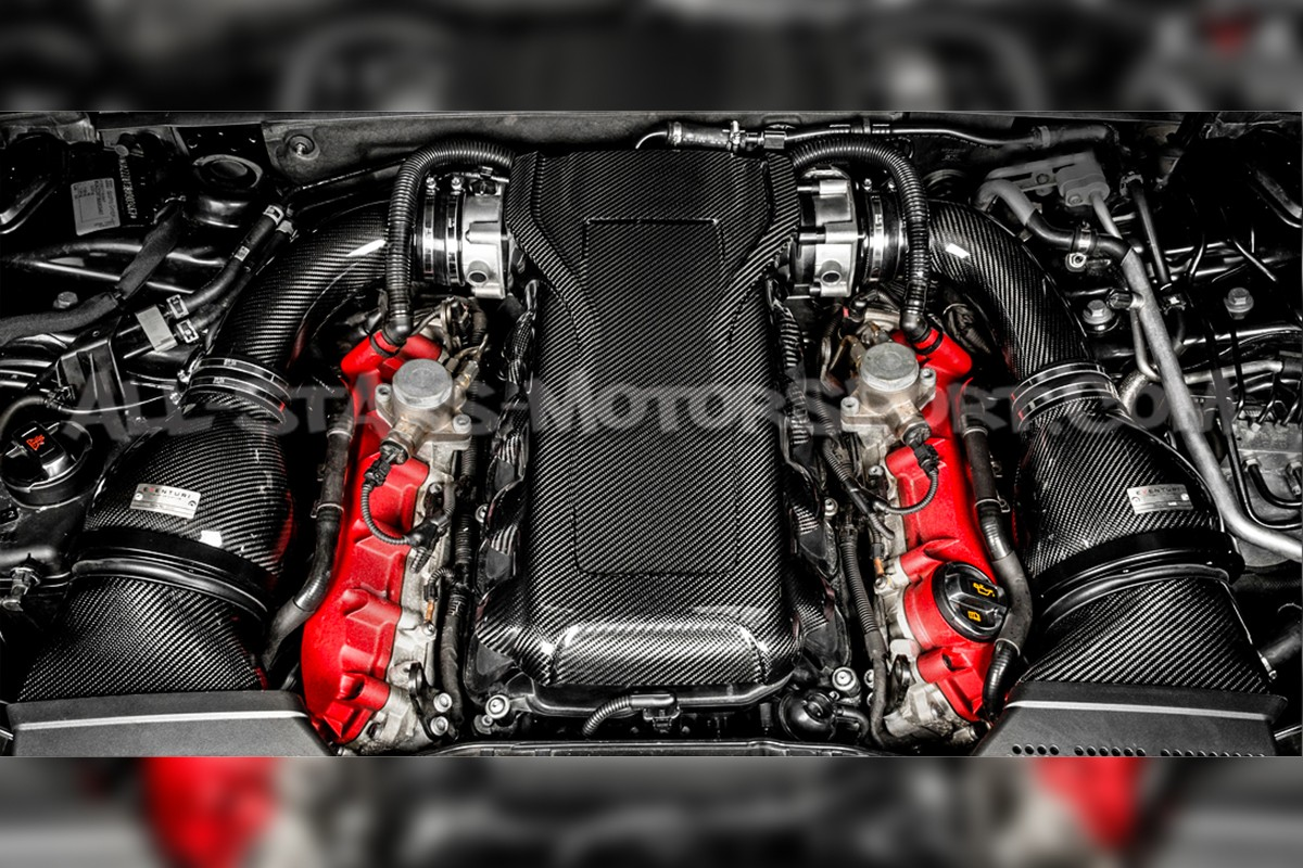 Audi RS5 / RS4 B8 Eventuri Carbon Fiber Intake System