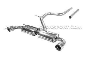 Scirocco R Scorpion Catback Exhaust