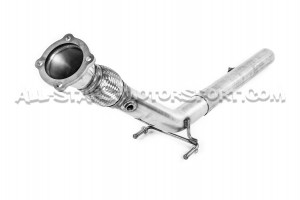 Polo 9N GTI Scorpion Decat Downpipe