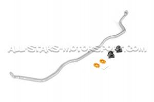 Barre anti roulis avant reglable Whiteline pour Impreza STI 08-14
