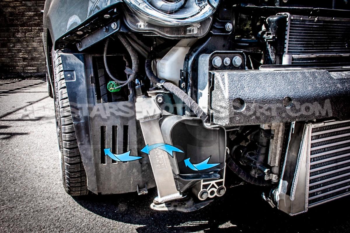 Fiat 500 595 Abarth Forge Motorsport Oil Cooler Kit