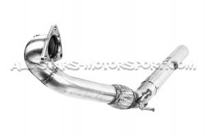 Polo 9N GTI Scorpion Decat Downpipe