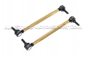 Biellettes de barre stab avant reglables Whiteline pour Scirocco / Golf 5 / Golf 6 GTI / R