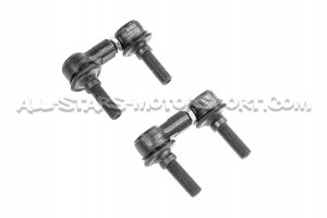 Bieletas de barra estabilizadora delantera ajustables Whiteline para Impreza STI 14-19