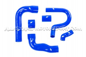 Ford Focus 2 RS Mishimoto Silicone Turbo Hose Kit