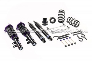 D2 Racing Street Coilover kit for Honda Civic TYPE R FK8