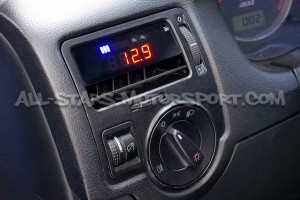 P3 Gauges Digital Vent Gauge for Golf Mk4 GTI / R32